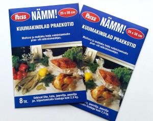 Пакеты для запекания «NÄMM»